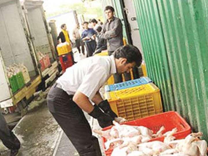 ثبات قیمت مرغ در بازار