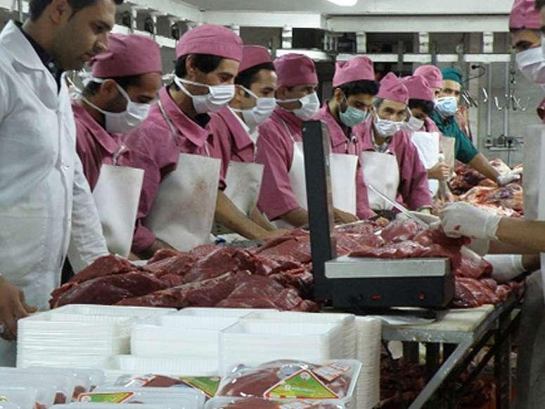 اشباع بازار از تولید کلید تعادل قیمت گوشت