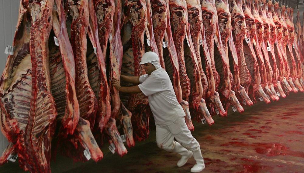 بزرگترین صادرکنندگان گوشت کدام کشورها هستند؟