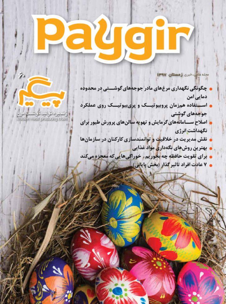 دانلود مجله پیگیر - شماره 60