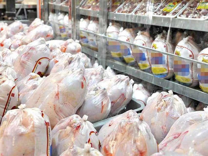 قیمت مرغ در زنجان هنوز آزاد نشده است