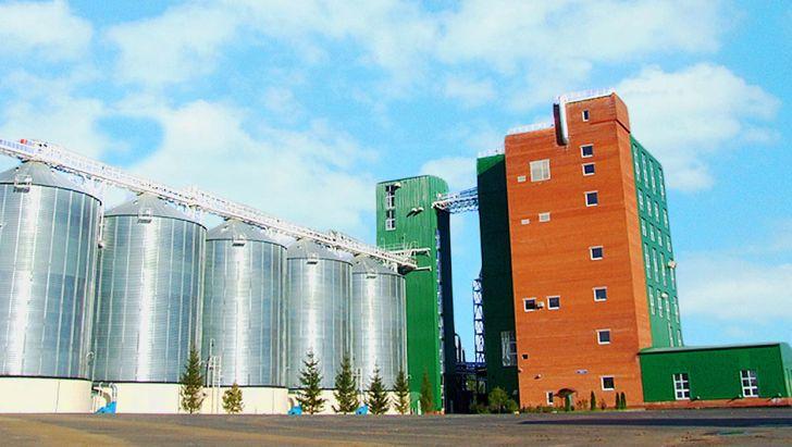 کارخانۀ جدید سیلوی ذرت به منظور افزایش تولیدات شیر