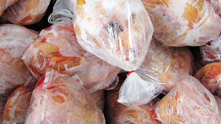 توزیع ۱۶۰ تن مرغ منجمد در ایلام