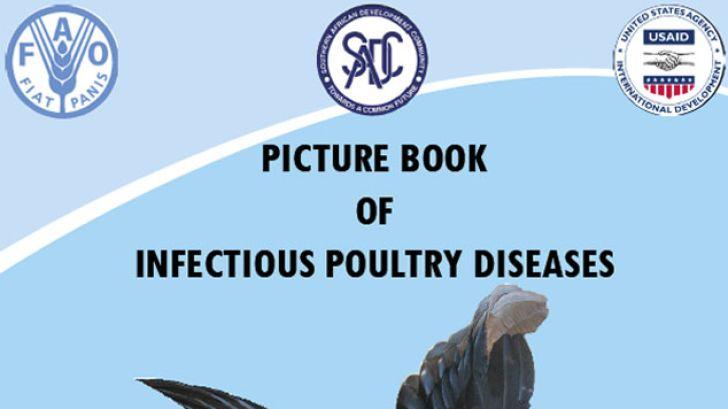 دانلود کتاب تصاویر بیماری های عفونی ماکیان