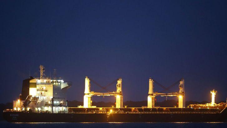 کشتیهای حامل ذرت برزیل در مسیر بازگشت به ایران