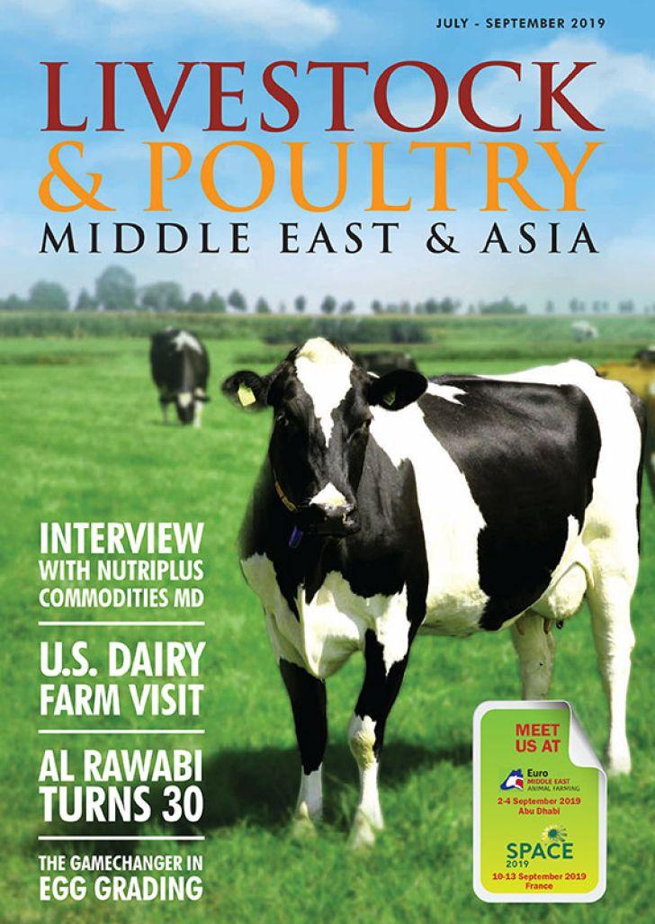 دانلود رایگان فایل مجله Livestock&Poultry - July - Sep 2019