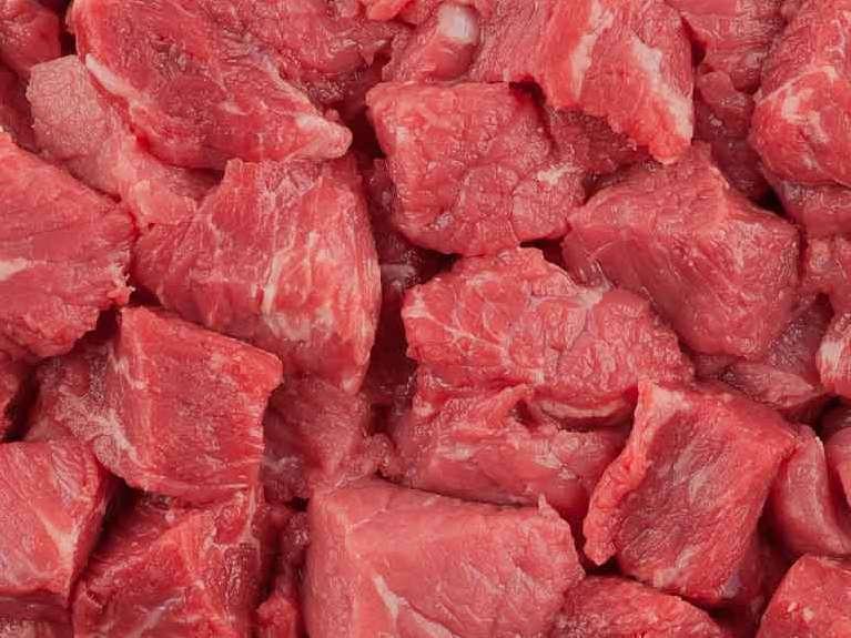 قیمت گوشت گوساله ۳۰هزارتومان کاهش یافت