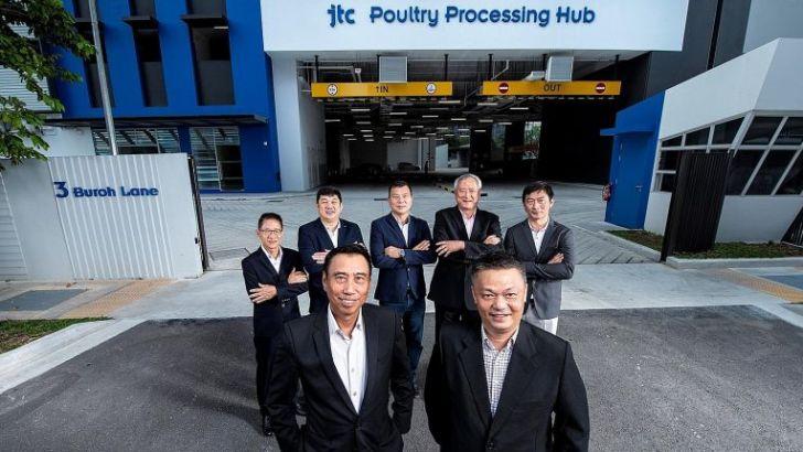 راه اندازی کارخانه و افزایش ظرفیت تولید در بخش مرغداری