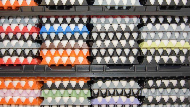تولید تخم مرغ به مرز یک میلیون تن رسید