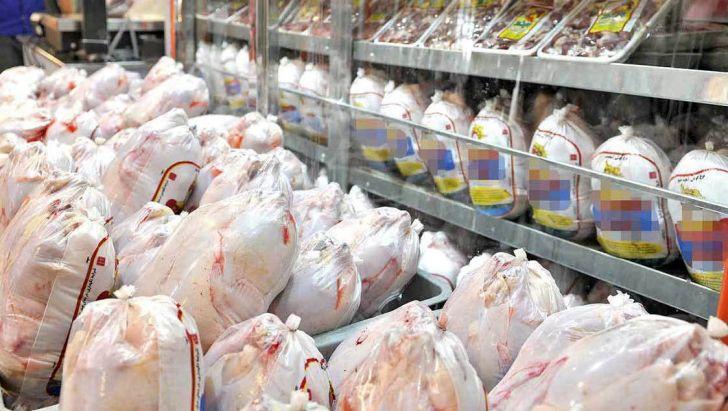 هشت هزار تن گوشت مرغ وارد بازار زنجان میشود