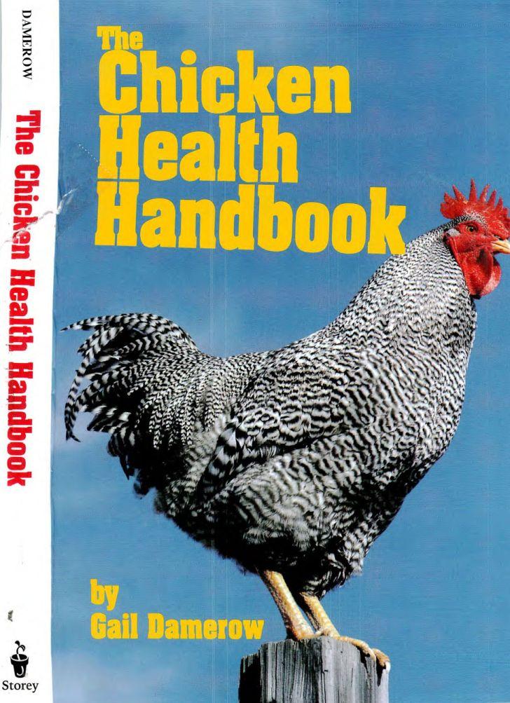 دانلود رایگان فایل کتاب The Chicken Health Handbook