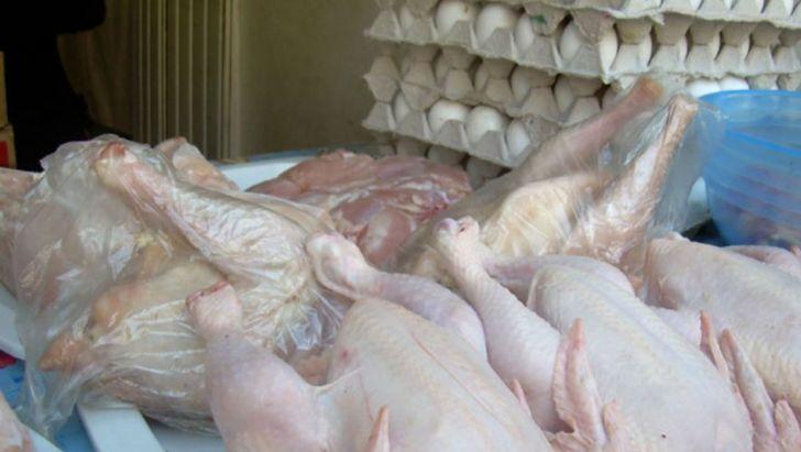 ۵ هزار تن مرغ از محل ذخایر به بازار عرضه میشود
