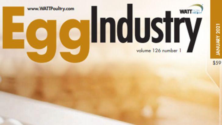 دانلود رایگان مجله egg industry