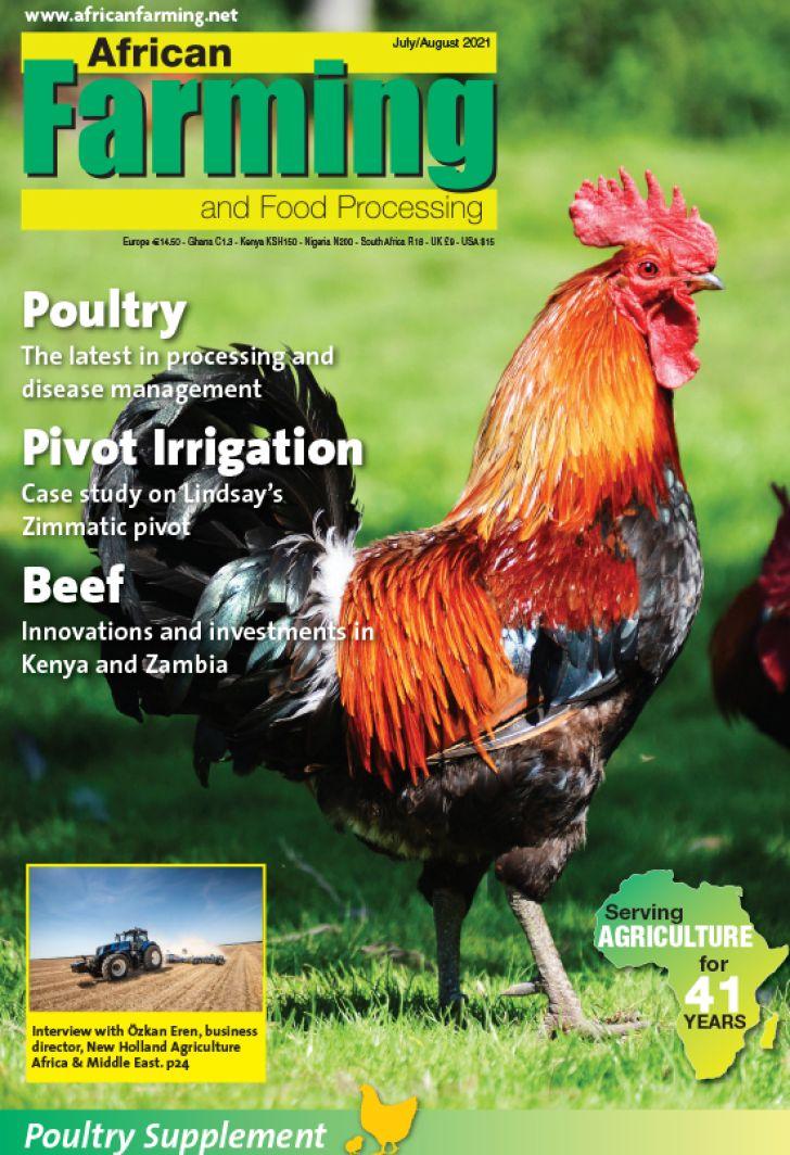 دانلود رایگان مجله African Farming and Food Processing