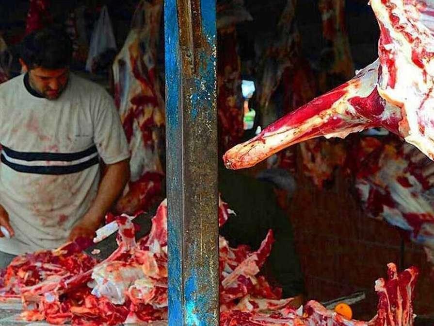 گوشت گوسفندی در آستانه ۵۰ هزارتومانی شدن