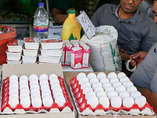 پیشنهاد افزایش 400 تومانی قیمت تخم مرغ به ستاد تنظیم بازار