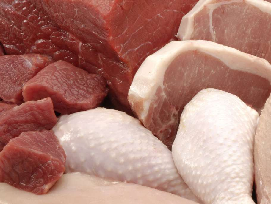 دلایل افزایش قیمت مرغ و گوشت قرمز