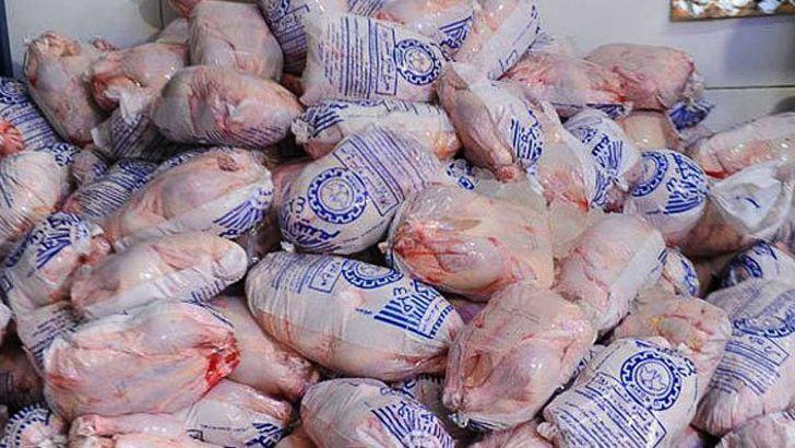 ۴۱۹ تن مرغ منجمد از خراسان جنوبی به افغانستان صادر شد