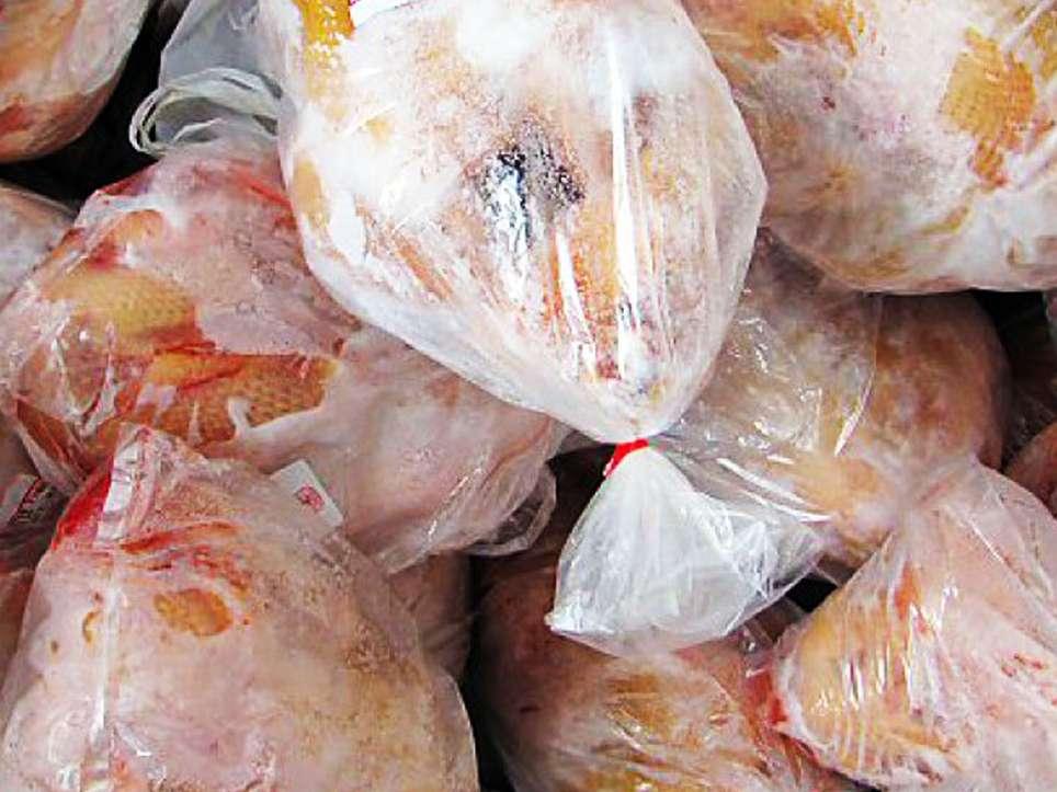 صادرات ۴۸۸ تن مرغ منجمد از خراسان جنوبی به افغانستان