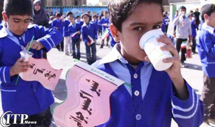 شیر مدارس قطع میشود