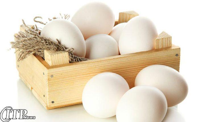 تخم مرغ ها در انتظار حک شدن قیمت