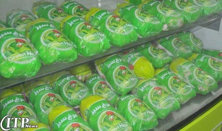 تولید 300 تن مرغ سبز در کرمانشاه