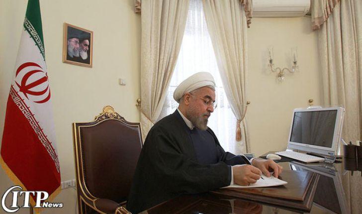 رئیس جمهوری قانون موافقتنامه همکاری ایران وآذربایجان در زمینه دامپزشکی و بهداشت دام را ابلاغ کرد