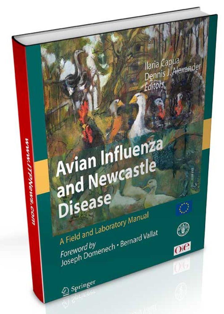 بیماری نیوکاسل و آنفلوانزا در پرندگان