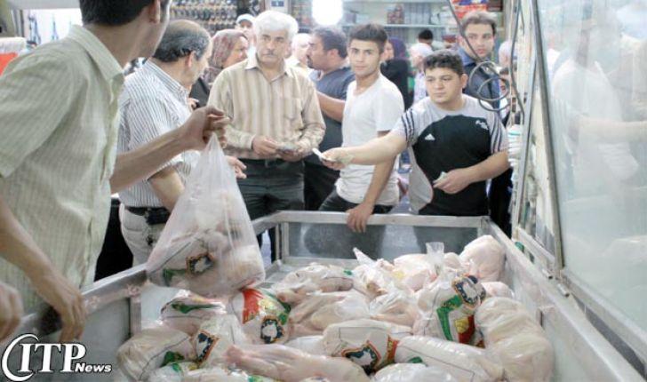 بیش از 1300 تن گوشت و مرغ در طرح ضیافت مازندران توزیع شد
