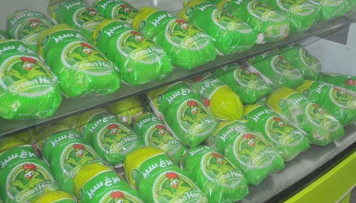 تولید 480 تن مرغ سبز در ایلام