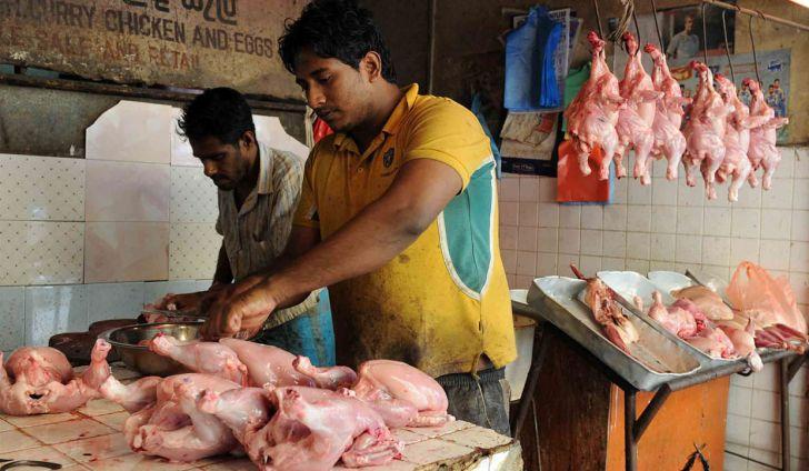 قیمت گوشت جوجه در پاکستان، در عرض یک هفته دو برابر شد